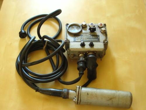 Roentgenómetro DP-3