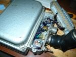 Interruptores de selección de tensión 12V / 26V