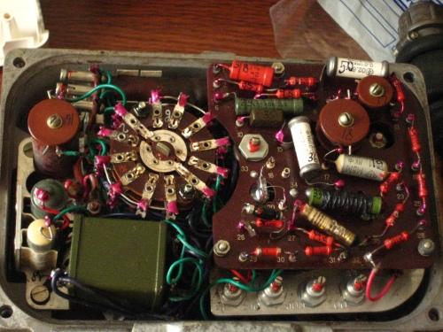 No busquen un transistor por aquí