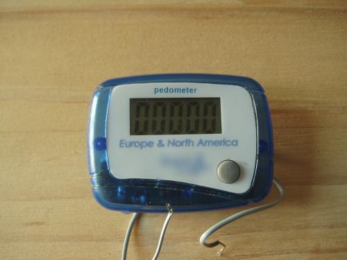 Podómetro digital