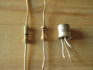 Elementos del circuito