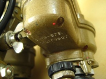 Detalle del binocular