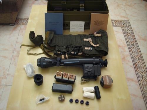 Kit NSPU 1PN34 completo.