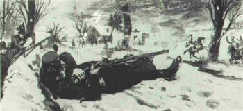 Plunkett y la muerte del general Colbert