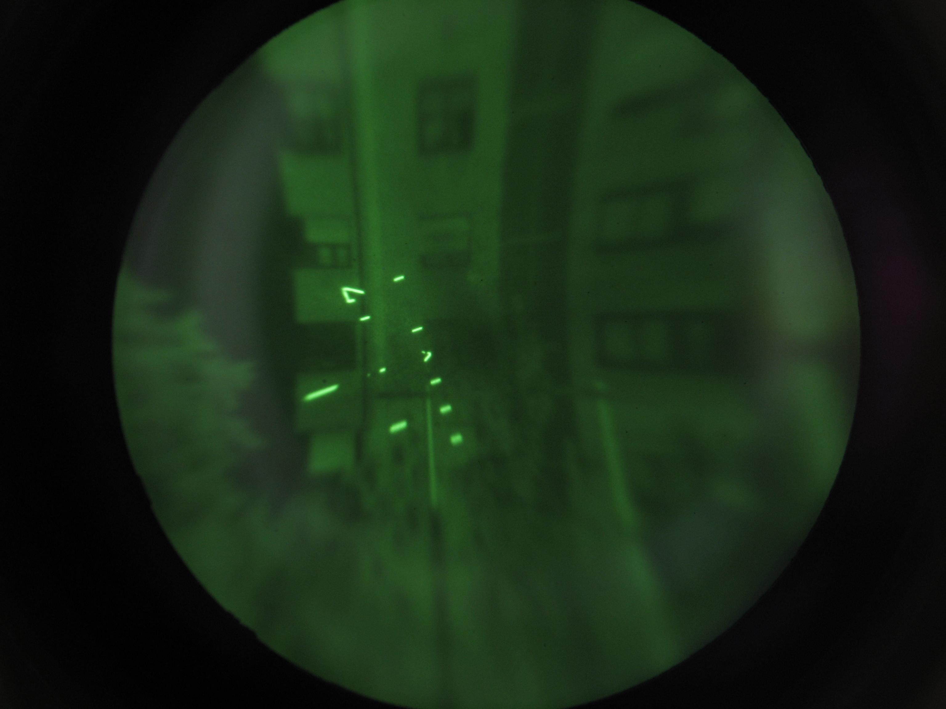 Mira telescópica de visión nocturna NSPU 1PN34 (НСПУ 1ПН34 ...