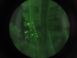Mirando a través del NSPU 1PN34