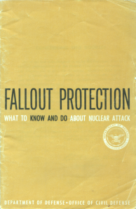 FALLOUT PROTECTION pampleth cover