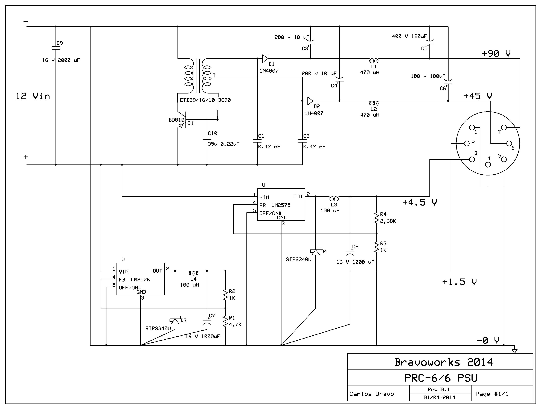 Fig 1 Circuit Diagram Of The Metal Detector Umiv1 Data Simple Bfo Schematic Images Gallery Bravido La Cachimba P Gina 3 Rh Lacachimba Wordpress Com