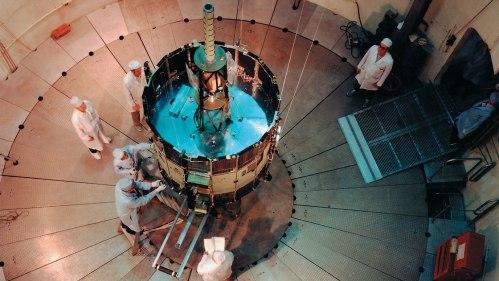 Evaluación y pruebas de ISEE-3, Goddard Space Filght Center, 1976.