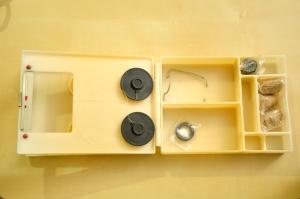 Kit de repuestos y filtros de uso diurno