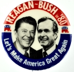 Reagan - Bush '80