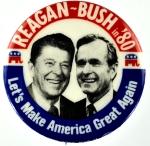 Reagan - Bush '80