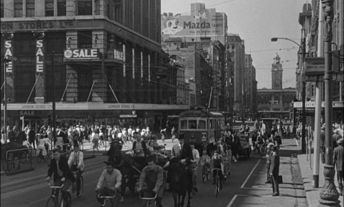 Melbourne, 1959 en una realidad paralela